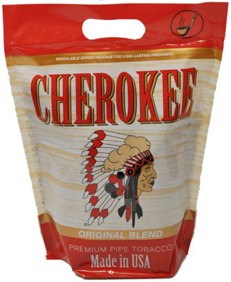 Cherokee Original Tobacco 16oz Bag