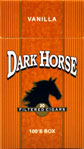 Dark Horse Vanilla 100 Box Little Cigars