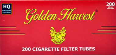 Golden Harvest Full Flavor 100 Tubes 200ct