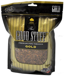 The Good Stuff Gold Pipe Tobacco 6oz