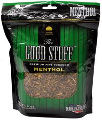The Good Stuff Menthol Pipe Tobacco 6oz