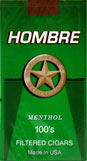 Hombre Menthol 100 Filtered Cigars