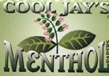 COOL JAYS MENTHOL 1 1/2 HERBAL PAPERS 25CT BOX