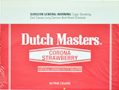 DUTCH MASTERS CORONA STRAWBERRY 50CT BOX