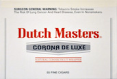 Dutch Masters Corona Deluxe Foil 55ct Box