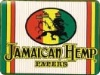 JAMAICAN HEMP DOUBLE SIZE CIGARETTE PAPERS 25CT BOX