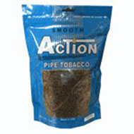 Action Pipe Tobacco 16oz. Smooth