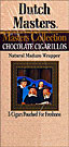 DUTCH MASTERS MASTERS COLLECTION CHOCOLATE CIGARILLOS 5/5PKS