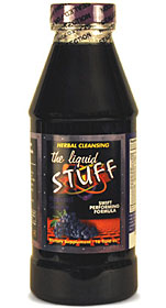 The Liquid Stuff Natural Grape 16 fluid oz.