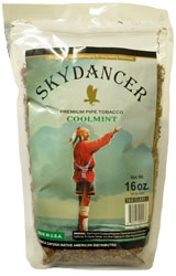 Skydancer Pipe Tobacco Coolmint 16oz.