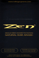 ZEN 1 1/2 CIGARETTE PAPERS