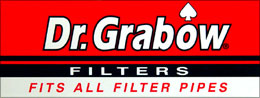 Dr. Grabow Pipe Filters, 12 boxes of 10 each