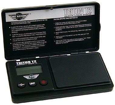 Triton T2 120G Digital Pocket Scale