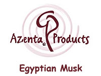 AZENTA BAMBOO STICK INCENSE - EGYPTIAN MUSK