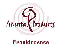 AZENTA BAMBOO STICK INCENSE - FRANKINCENSE