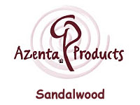 AZENTA BAMBOO STICK INCENSE - SANDALWOOD