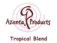 AZENTA BAMBOO STICK INCENSE - TROPICAL BLEND