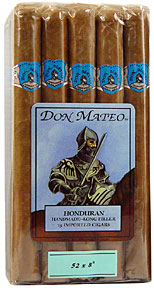 Don Mateo No. 10 EMS Wrapper