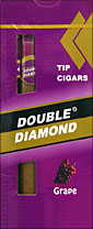 Double Diamond Grape Tip Cigar
