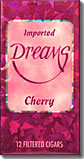 Dreams Cherry Filtered Cigars