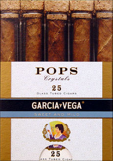 GARCIA VEGA POP CRYSTAL SWT&MILD UPRIGHT