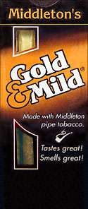 GOLD & MILD CIGARS 10/5PKS