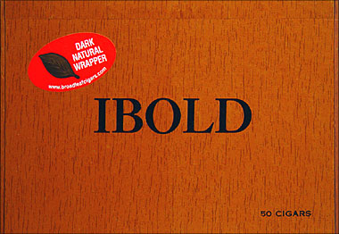 IBOLD BREVAS - DARK 50CT BOX