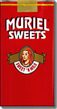 MURIEL SWEETS SWEET & MILD FILTERED LITTLE CIGARS