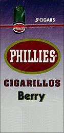 PHILLIES CIGARILLOS BERRY 6/5PKS