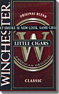 WINCHESTER LITTLE CIGARS BOX