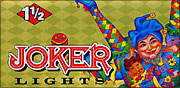 JOKER 1 1/2 LIGHT ROLLING PAPERS 24CT