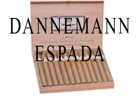 Dannemann Espada Sumatra Medium Brown