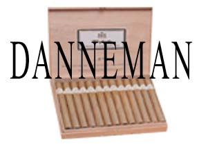 Dannemann Lonja Sumatra Medium Brown