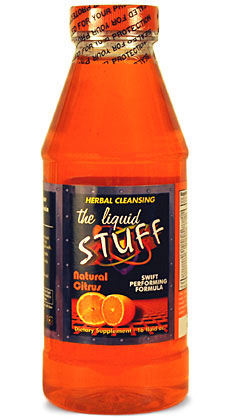 The Liquid Stuff Natural Citrus 16 fluid oz.