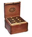 El Rey Del Mundo Coronas Medium Brown