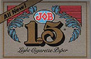 JOB 1.5 LIGHT CIGARETTE PAPER  24CT BOX