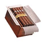 Montecristo Habana 2000 Wrapper Xanadu Medium Brown