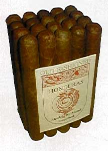 Old Fashioned Honduras No. 3 Medium Brown