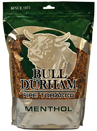 Bull Durham Menthol 8oz