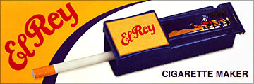 EL REY FILTER TUBE FILLING MACHINE