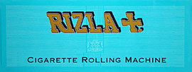 RIZLA+ 110MM CIGARETTE ROLLING MACHINE