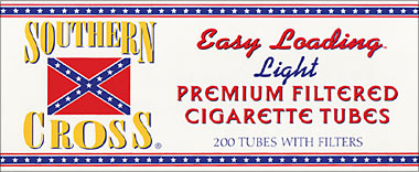 SOUTHERN CROSS LIGHT 200 CT TUBES