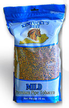 Kentucky's Best Mild Pipe Tobacco 16oz