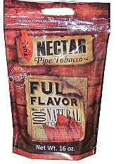 Nectar Full Flavor Tobacco 16oz Bag