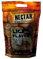 Nectar Light Tobacco 16oz Bag