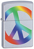 ZIPPO 205 PC - SATIN CHROME