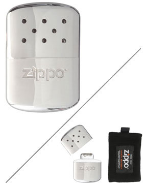 Zippo Hand Warmer