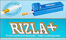RIZLA+ FILTER TUBE FILLING MACHINE
