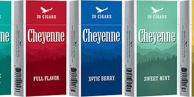Cheyenne Filtered Cigars – Many Different Flavors