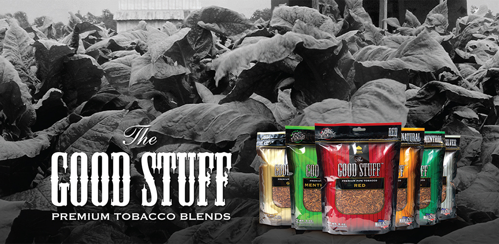 Good Stuff Pipe Tobacco – Roll Your Own Favorite